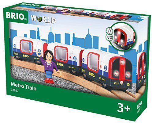 Brio Metro (33867)