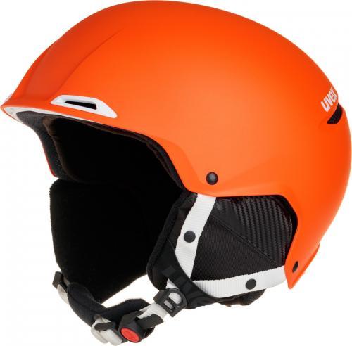 UVEX Kask narciarski Jakk + pomarańczowy r. 59-62 cm (56/6/209/80/07)
