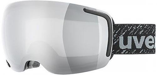 UVEX Gogle narciarskie UVEX BIG 40 LM czarne (55/0/442/7026/UNI)