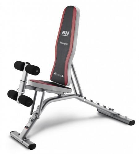 BH Fitness Ławka do ćwiczeń Optima G320
