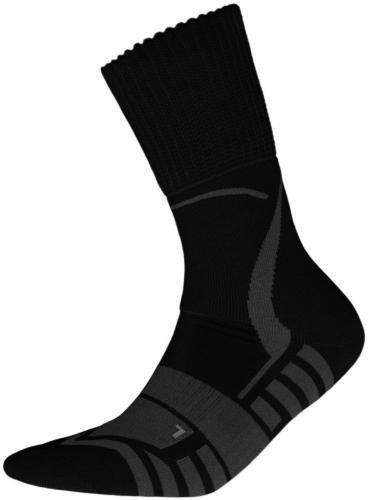 JJW Skarpetki męskie Trekkingowe Deod.Silver  czarny r. 38-40 (JJW171018001)