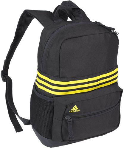 2003c4fdddf76 Adidas Plecak Sportowy Sports XS 3 Stripes 13L czarno-żółty (4056564732440)