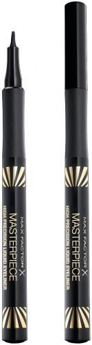 MAX FACTOR Masterpiece High Precision Liquid Eyeliner eyeliner do oczu 01 Velvet Black 1 ml