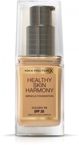 MAX FACTOR Healthy Skin Harmony Miracle Foundation SPF20 podkład do twarzy 75 Golden 30ml