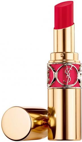 YVES SAINT LAURENT Pomadka do ust Rouge Volupte Shine Lipstick 45 Rouge Tuxedo 4.5g