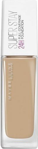Maybelline  Super Stay 24H Full Coverage Foundation długotrwały podkład kryjący do twarzy 21 Nude Beige 30ml
