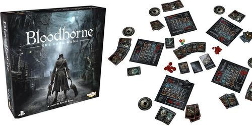 PORTAL GAMES Bloodborne: Gra karciana - 105951