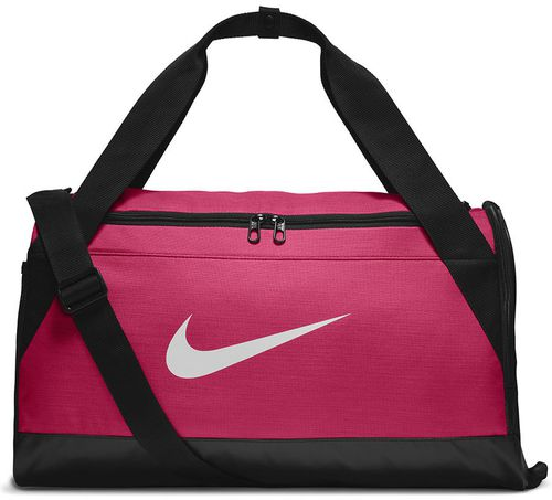 9025886064173 Nike Torba sportowa Brasilia S Duff różowa (BA5335 644)
