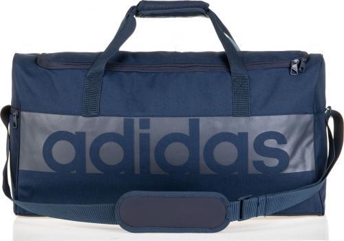 8323fdc82add7 Adidas Torba sportowa Lin Per TB M granatowa (BR5073)