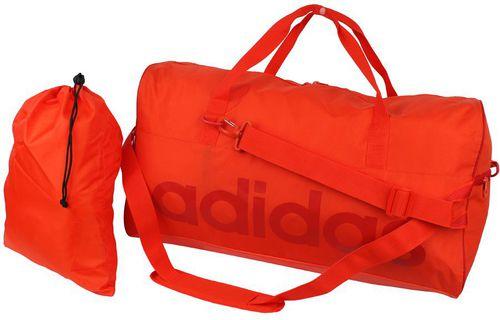Adidas Torba Linear Performance Teambag czerwona (AB2301)