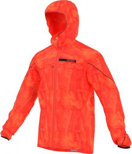 Adidas Kurtka męska  Terrex Agravic Wind Jacket  czerwony r. M (S09351)