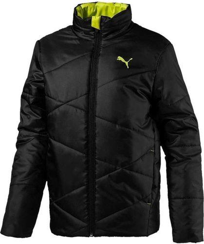 Puma Kurtka juniorska Ess Padded Jacket B czarna r. 128 (592556 01)