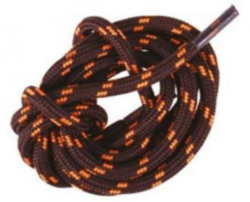 Hi-tec Sznurówki Lace Trip Brown/ Orange 120CM