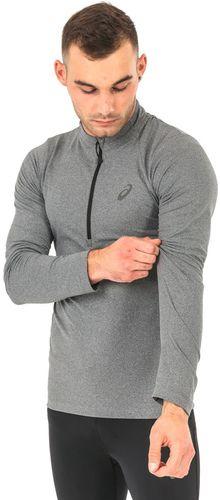 Asics Bluza męska Asics LS 1/2 Zip Jersey szara r. S (141202 0773)
