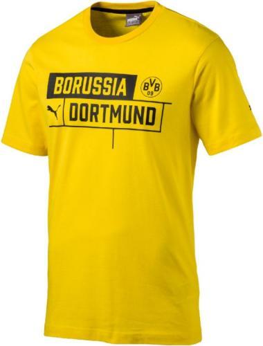 a97adf90077f3 Puma Koszulka męska BVB Borussia Tee Cyber Yellow r. L (751829 01) w ...