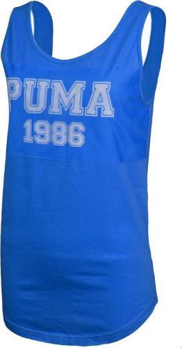 Puma Koszulka damska Style Per Best Athl Tank niebieska r. S (836394 31)