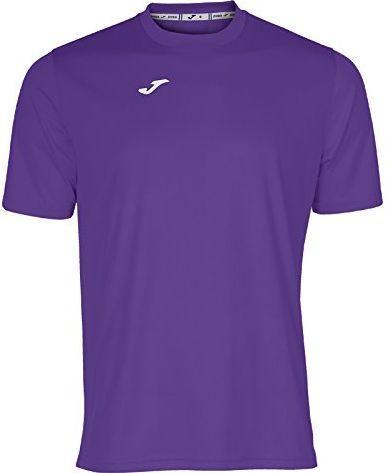 Joma Koszulka piłkarska Combi fioletowa r. 140 cm (100052.550)