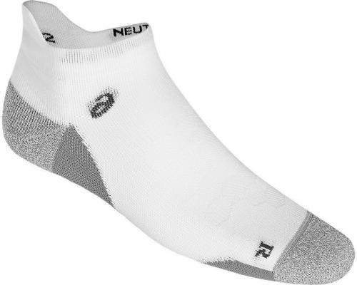Asics Skarpety męskie Road Neutral Ankle Single Tab Performance białe r. 35-38