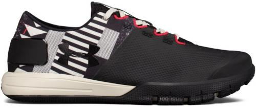 Under Armour Buty męskie UA Charged Ultimate 2.0 Ali czarne r. 46 (1302752-001)