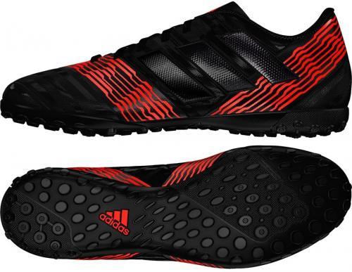 Adidas Buty piłkarskie Nemeziz Tango 17.4 TF  czarne r.  46  (CP9059)