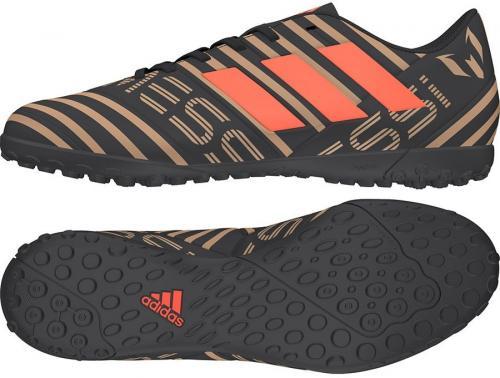 Adidas Buty piłkarskie Nemeziz Messi Tango TF Czarny r. 43 13 (CP9070) ID produktu: 1655601