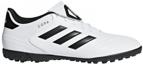 Adidas Buty piłkarskie Copa Tango 18.4 TF białe r. 42 2/3  (CP8974)