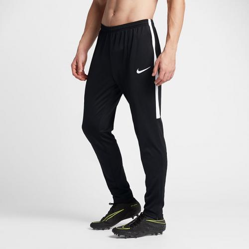Nike Spodnie męskie M NK Dry Academy Pant czarno-białe r. XXL (839363 010)