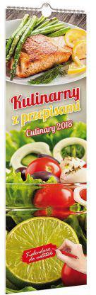 Avanti Kalendarz 2018 KP-5 Paskowy Kulinarny