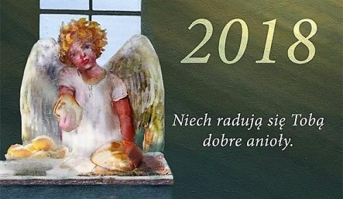 WDS Sandomierz Kalendarz 2018 Trójdzielny Niech radują się...  (257840)