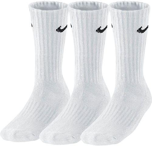 Nike Skarpety 3 pary białe roz. 38-42 (SX4508 101)