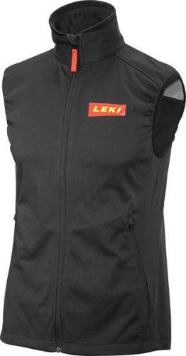 LEKI Softshell light vest black roz. XL (3570095)