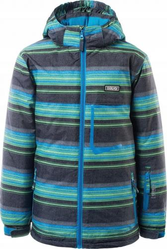 Brugi Kurtka narciarska dziecięca 1AGT 843-Bluette r. 134-140