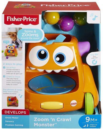 Fisher Price Śpiewający Stworek Kręciołek FHD55