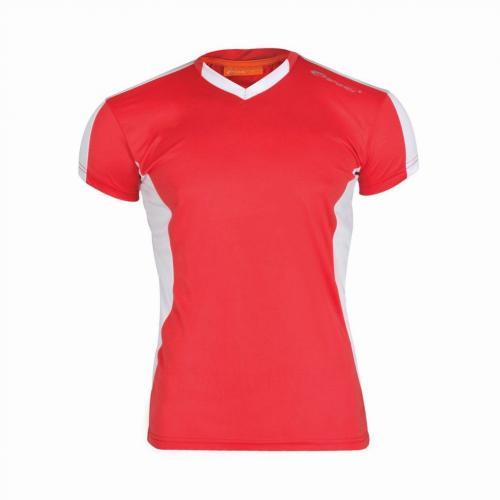 Spokey Koszulka piłkarska czerwona r. L (837632)