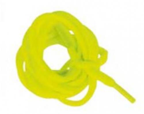 IQ Sznurówki Lace Regular Fluo Yellow 120CM