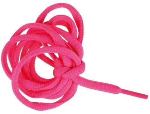 IQ Sznurówki Lace Regular Fluo Pink 120CM