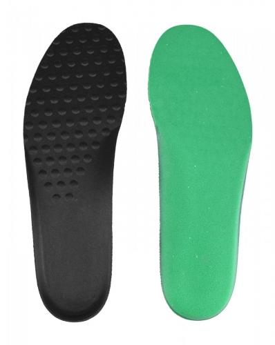 IQ Wkładki do butów Insole Action Black/ Green r. 43-44