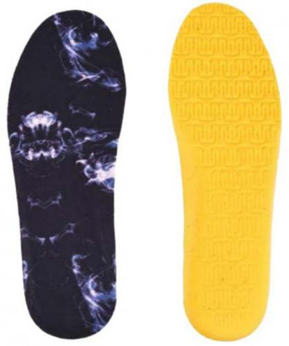 IQ Wkładki do butów Clever Foam Insole Dark Navy/ Yellow r. 38-40