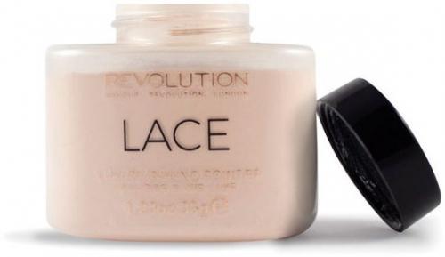 Makeup Revolution Puder sypki Lace Baking 42g