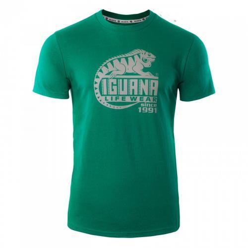 6a92b95e80679 IGUANA Koszulka męska Dejen Ultramarine Green r. M w Trenujesz.pl