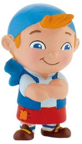 Bullyland Figurka - 'Jake i piraci' Cubby (220454)