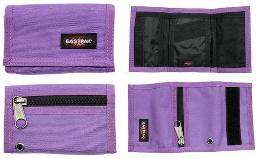 Eastpak Portfel  mały fioletowy (EK332360)