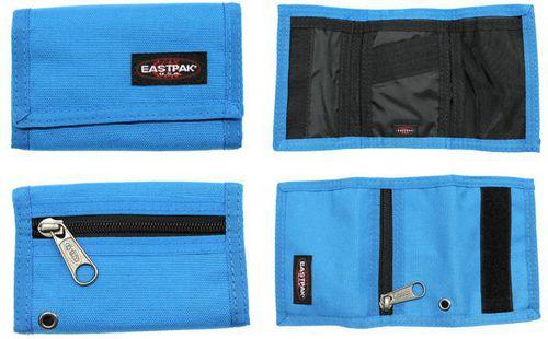 Eastpak Portfel mały niebieski  (EK332354)