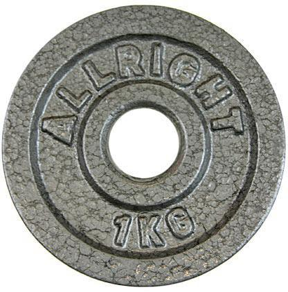 Allright Obciążenie 1,00 kg (FIOZ01)
