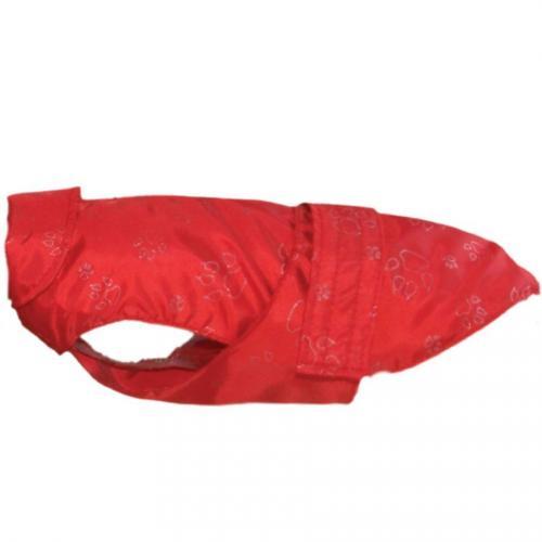 GRANDE FINALE Peleryna Odblaskowa Czerwona R2 24cm