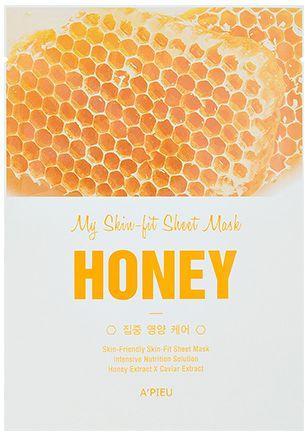 Apieu A'pieu Skin- Fit Sheet Mask (Honey) 25 g