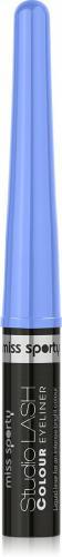 Miss Sporty  Studio Lash płynny eyeliner 001 Arty Blue Spring 3.5ml