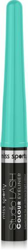Miss Sporty Studio Lash płynny eyeliner 002 Turquoise 3.5ml