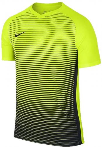 Nike Koszulka męska Dry Precision IV Y SS  żółta r. XL (832986 702)