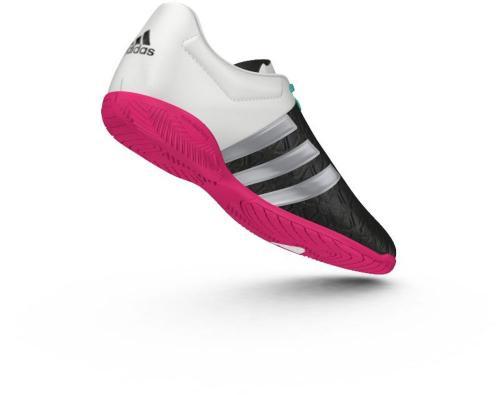 Adidas Buty piłkarskie juniorskie Ace 15.4 IN J AF5043 czarno białe r. 37 13 (AF5043) do porównania ID produktu: 1677553